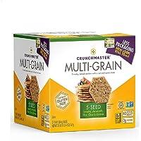 Crunch Master Multi Grain Cracker (567 g), 567 Grams
