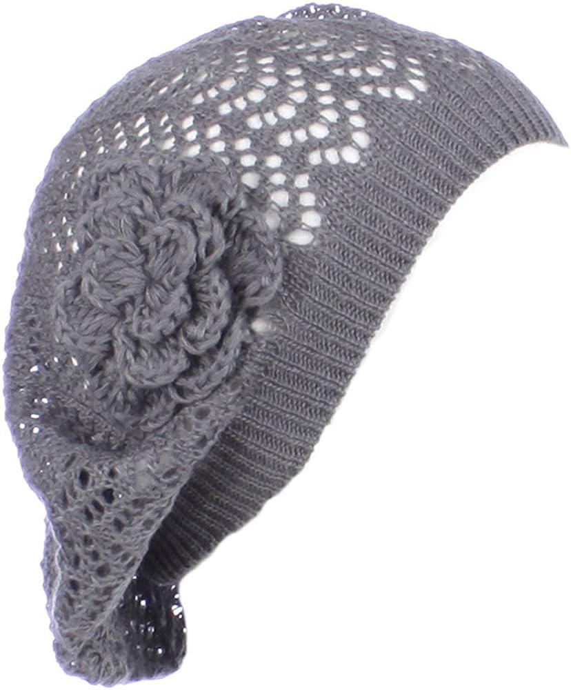 An Open Weave Crochet Mesh...