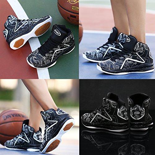 Basketball de Homme noir 4 Chaussures 1Fwqx5gOg