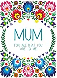 Mum: For All That You Are to Me (Gift)