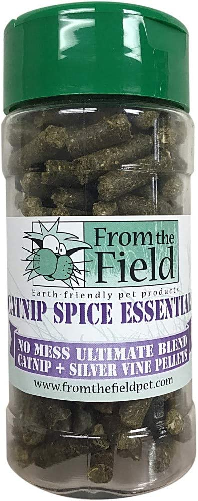 From The Field Catnip Spice Stalkless Fine