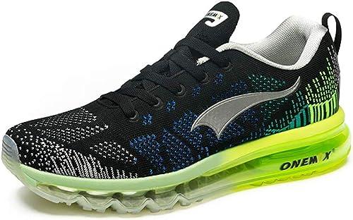 ONEMIX Men's Air Running Shoes Road