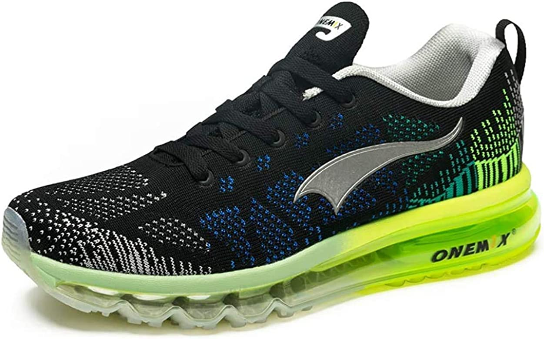 ONEMIX - Zapatillas de deporte para hombre, color Negro, talla 39 EU: Amazon.es: Zapatos y complementos