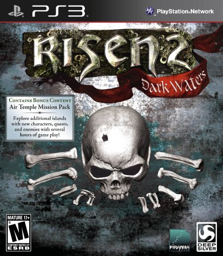 Risen 2: Dark Waters - Complete Package - Playstation 3 (Special Edition) by Deep Silver (Image #19)