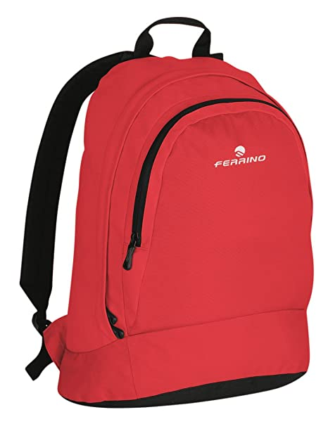 8f0a40414c Ferrino Xeno VR Zaino City, Rosso, 25 L: Amazon.it: Sport e tempo libero
