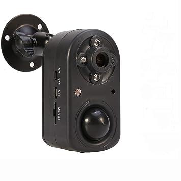 eoqo® 1080P HD Home PIR Sensor Trail Camera - Sistema de cámara de vigilancia de
