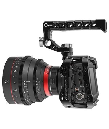 8Sinn - BlackMagic Pocket Cinema Camera 4K Jaula: Amazon.es ...
