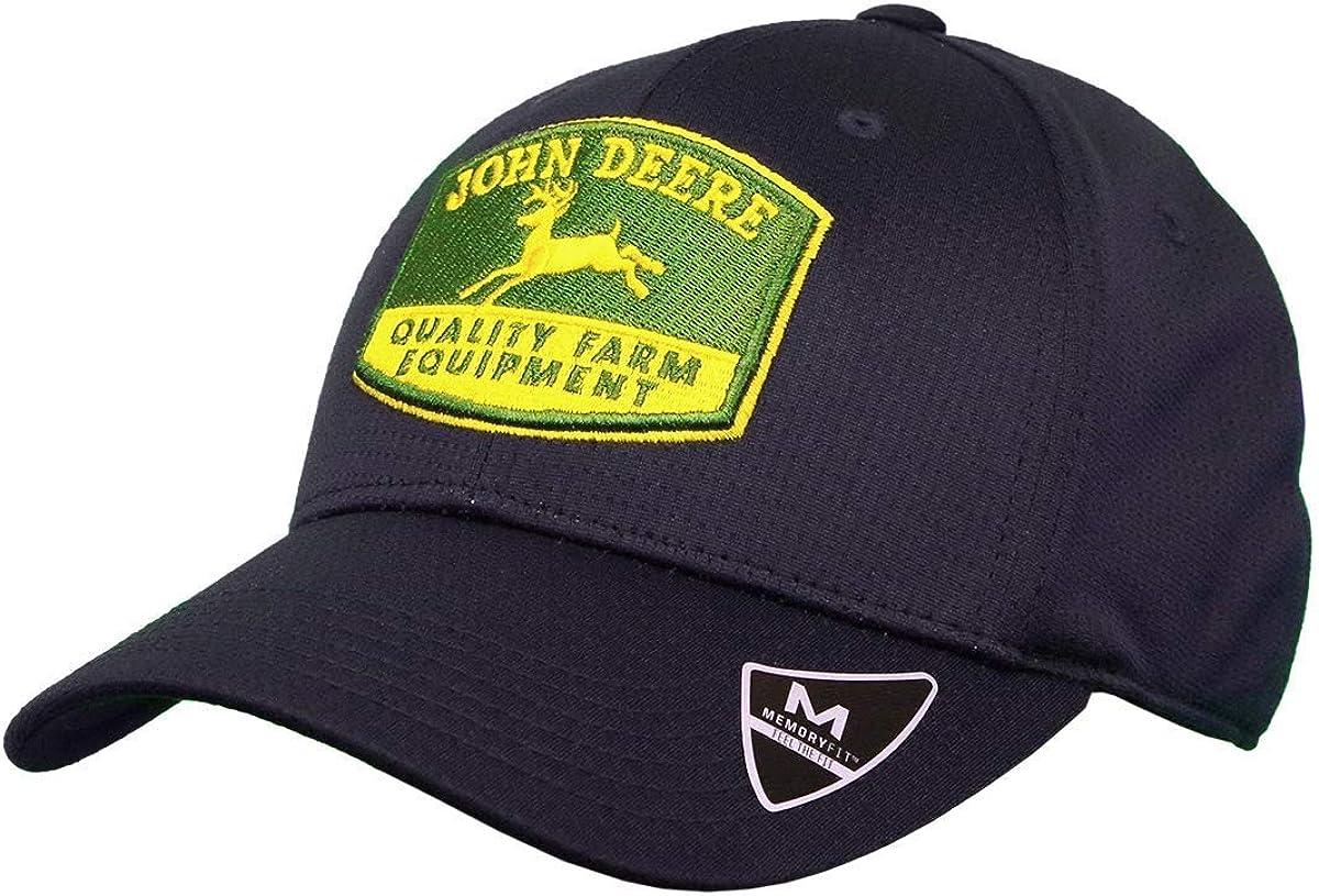 John Deere Memory Fit - Vintage Cap-Navy-Os: Amazon.es: Ropa y ...