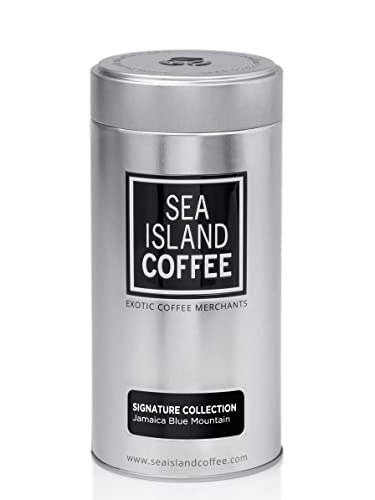 Sea Island Signature Jamaica Blue Mountain, Whole Bean Coffee (250g Tin)