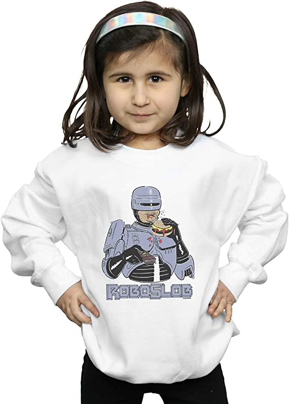Absolute Cult Pennytees Girls Robo Slob Hoodie