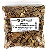 Home Brew Ohio 6340A American Oak Chips 4 oz.