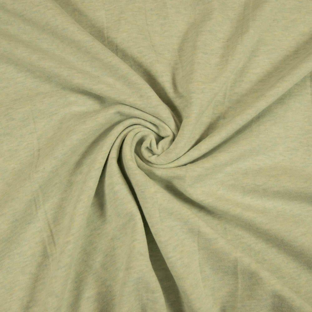 Stoffe Werning Jersey plástico Verano Uni Mint - Precio DE 0,5 Metro de: Amazon.es: Hogar