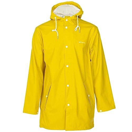 Tretorn Unisex Rainjacket Wings Yellow