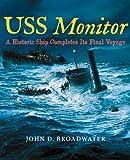 USS Monitor, John D. Broadwater, 1603444742