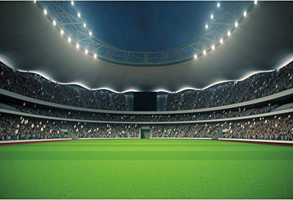 New 7x5ft Stadium Backdrop American Football Photography Background Rugby Sports Events Backdrop Video Photo Studio Props 084