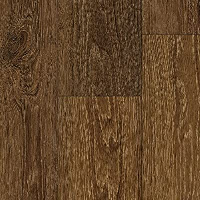 Mooney WPC Vinyl Flooring | Durable, Water-Proof | Easy Install, Click-Lock | Plank SAMPLE by GoHaus
