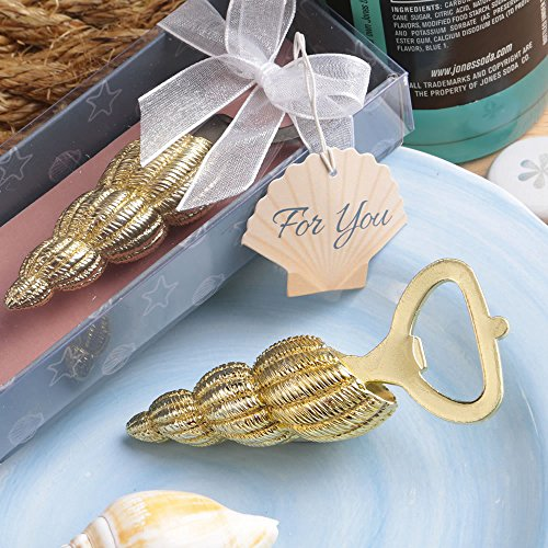 12 Conch Sea Shell Design Bottle Openers (Design Sea Shell)
