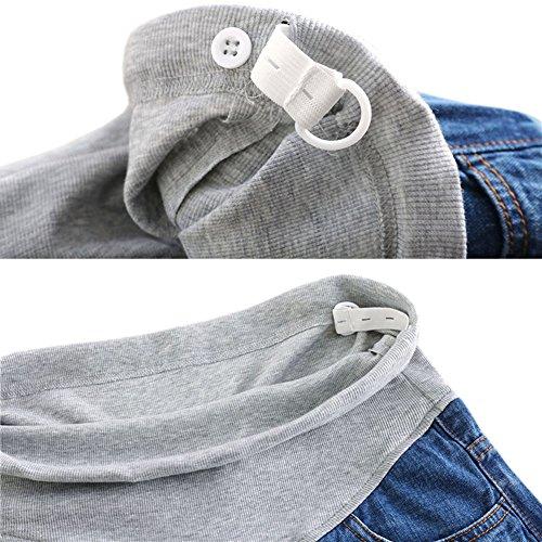 ventre de Denim Femme Style3 Shorts lastique Mode Jeans soutien Dame Maternit Xinvision xnqvwfR8