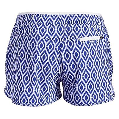 Zuma Blu Women's Active Short With Pockets