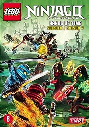 LEGO Ninjago: Masters of Spinjitzu - Complete Season 7