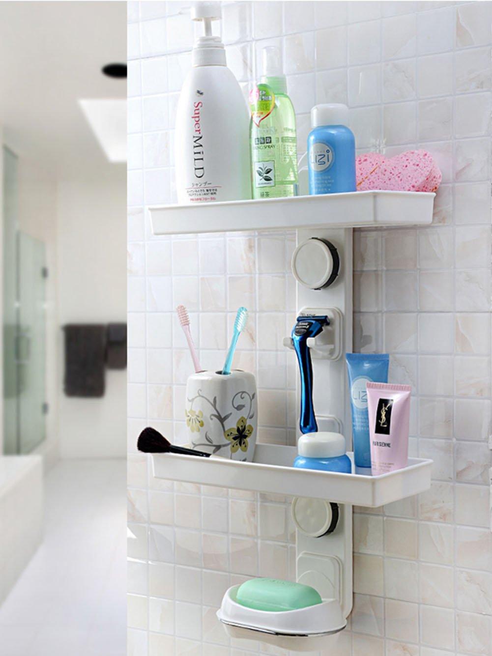 Accessoire Salle De Bain Bebe ~ accessoires salle de bain ventouse amazon fr