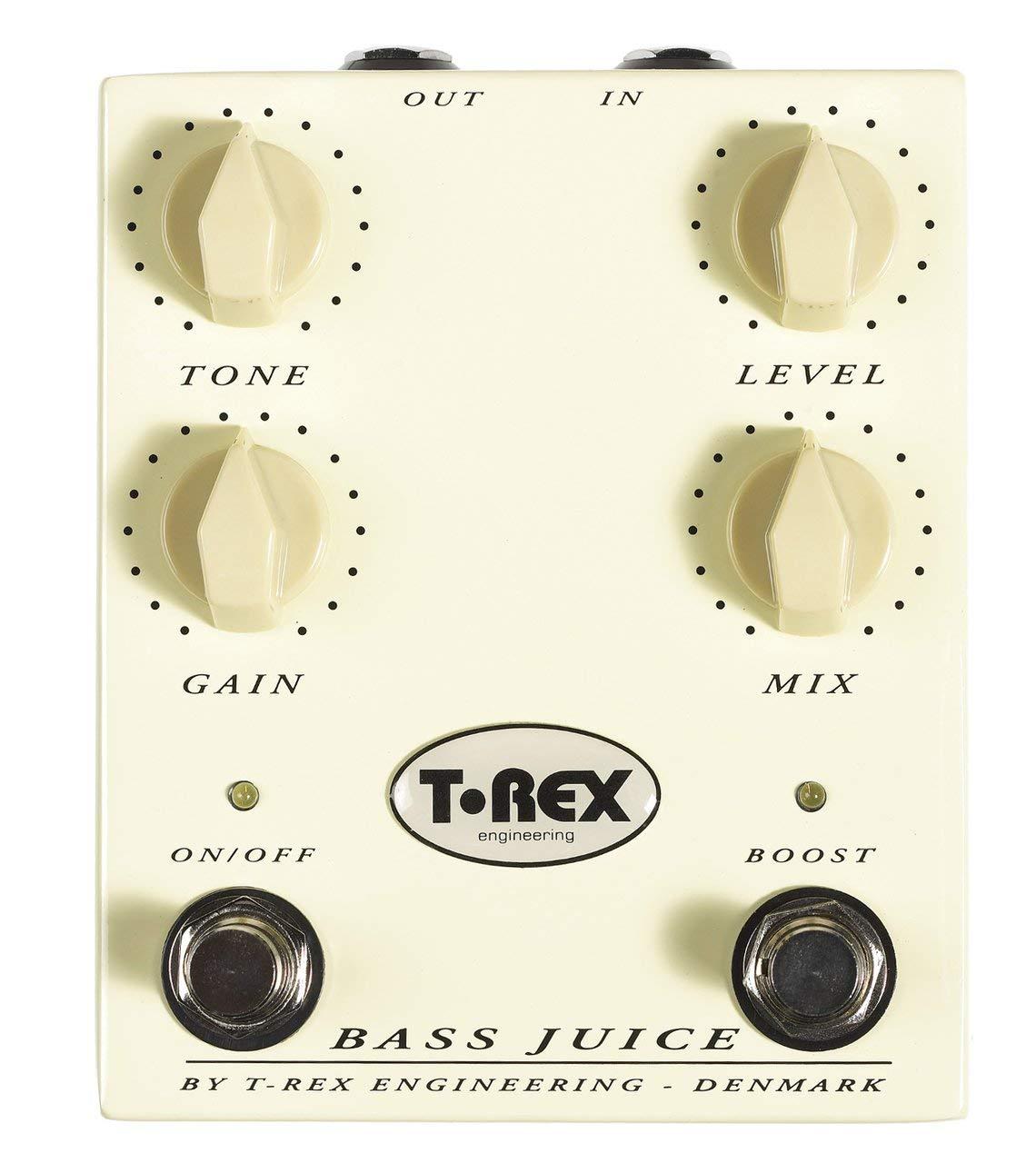 T-Rex ◆ BASS JUICE - BASS OVERDRIVE ◆ (ベース ジュース - ベース オーバードライブ)ベース エフェクター 『並行輸入品』   B07N95Y3QS