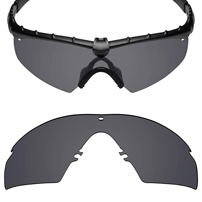 Amazon.com: Mryok UV400 Replacement Lenses for Oakley Industrial M ...