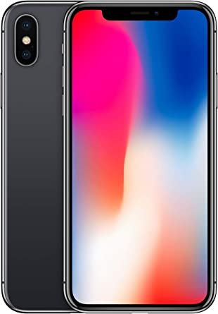 Apple Iphone X 64 Gb Space Grey Amazon Co Uk