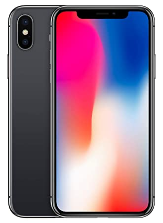 Apple iPhone X - Smartphone con pantalla de 14,7 cm, 64 GB, Gris ...