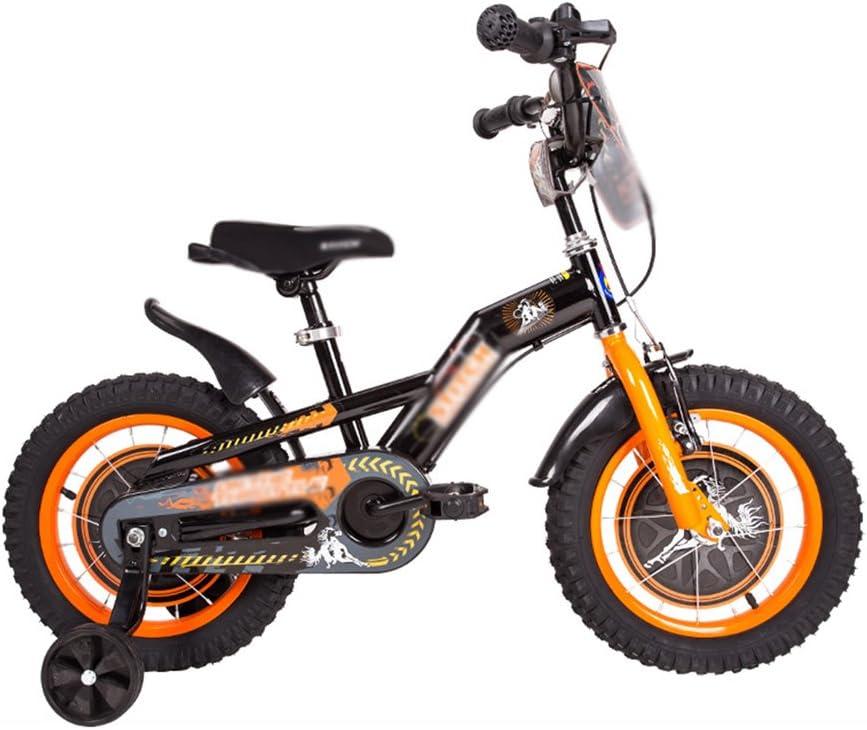 BaoKangShop Bicicletas Muñecas Bicicleta para Niños Bicicletas para Bebés 2-6 Años Carro para Bebés para Niños y Niñas 16/14/12 Pulgada: Amazon.es: Deportes y aire libre