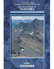 The Mountains of Andorra: Walks, Scrambles, Via Ferratas and Treks