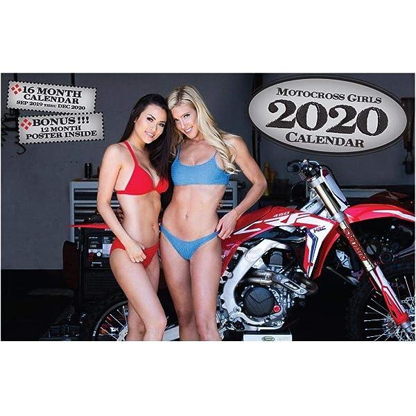 Moto365 2021 MX Girls Calendar