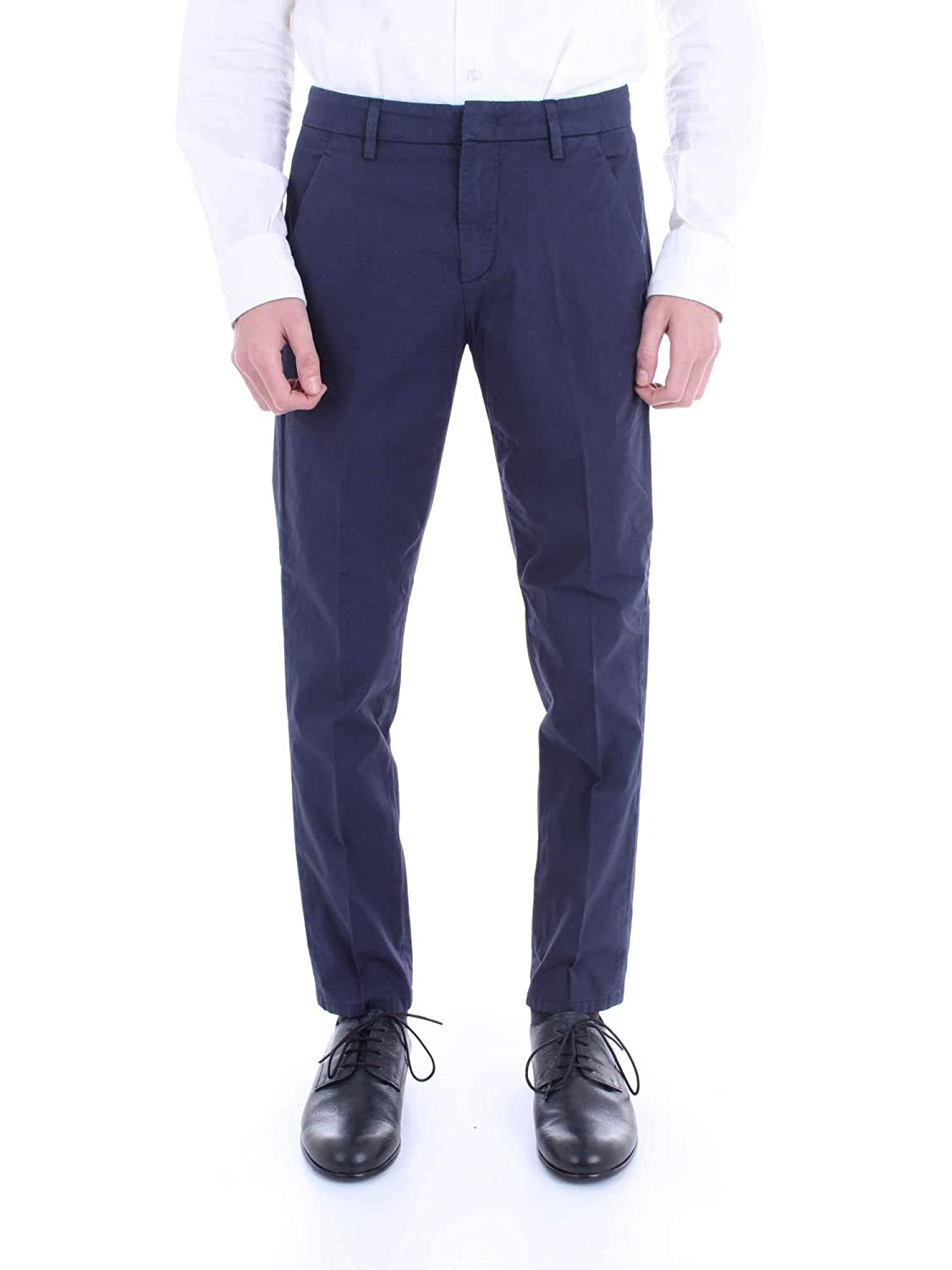 Brand Size 34 DONDUP Men's UP518PS0005UPTD866 blueee Cotton Pants