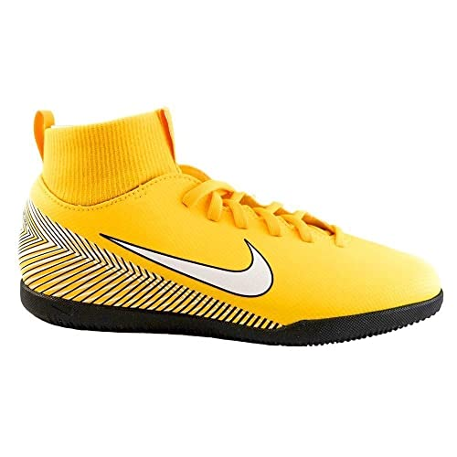 promo code d7247 0ba77 Nike Jr Superfly 6 Club NJR IC Scarpe da Calcetto Indoor Unisex - Bambini:  Amazon.it: Scarpe e borse