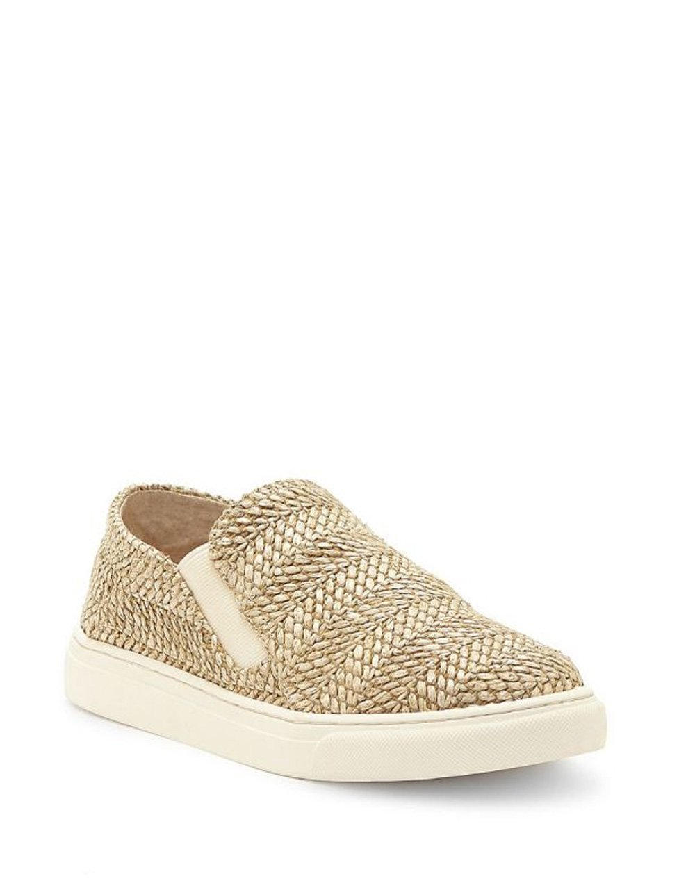 Lucky Brand Women's Lailom Natural 7.5 M US