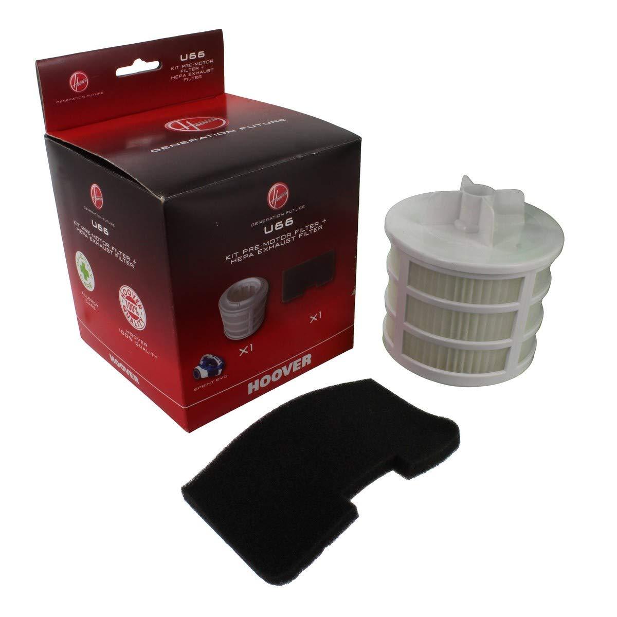 Hoover SE81VX11001//SE71VX01001 Compatibile Aspirapolvere HEPA KIT FILTRO