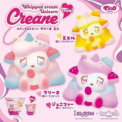 Amazon.com: ibloom Mini Creane Whipped Cream Unicorn ...