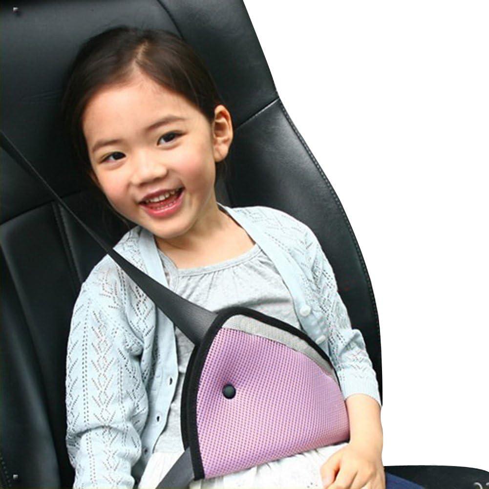 Everpert Autosicherheits Sitz Sicherheitsgurt-justierbarer Auto-Sicherheitsgurt justiert Ger/ät-Baby