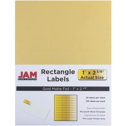 amazon com jam paper shipping address labels standard mailing