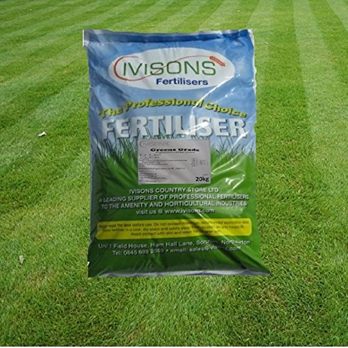 LAWN FERTILISER SPRING AUTUMN 6-5-10 AS USED BY PROFESSIONAL LAWN CARE...