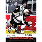 (CI) Grant Marshall Hockey Card 1999-00 Pacific Emerald 125 Grant Marshall
