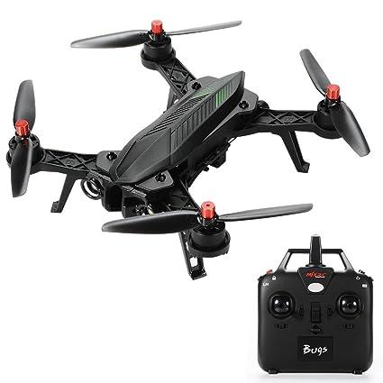 MJX Bugs 6 B6 Drone Plegable de Alta Velocidad Motor sin ...