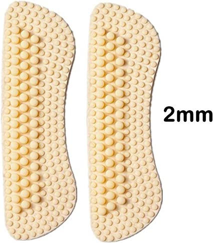 Silicone Inserts Back Heel Insole Foot Protector Non-slip Sticker Cushion Pad