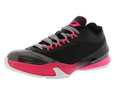sneakers for cheap be456 bf4f6 ... purchase nike girls jordan cp3 viii chris paul black white hyper pink  154ee 66131 ...