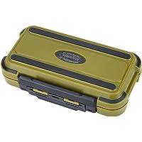 Fishing Box, Waterproof Fishing Tackle Accessories Gear Equipment Storage Box 24 Slots for Outdoor Fishing