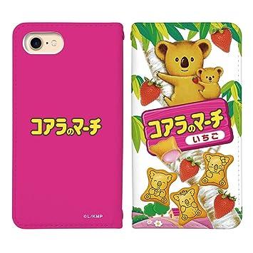 3a34b7d6ba スマホケース 手帳型 android one s3 ケース かわいい キャラクター コアラのマーチ お菓子 デザイン おしゃれ