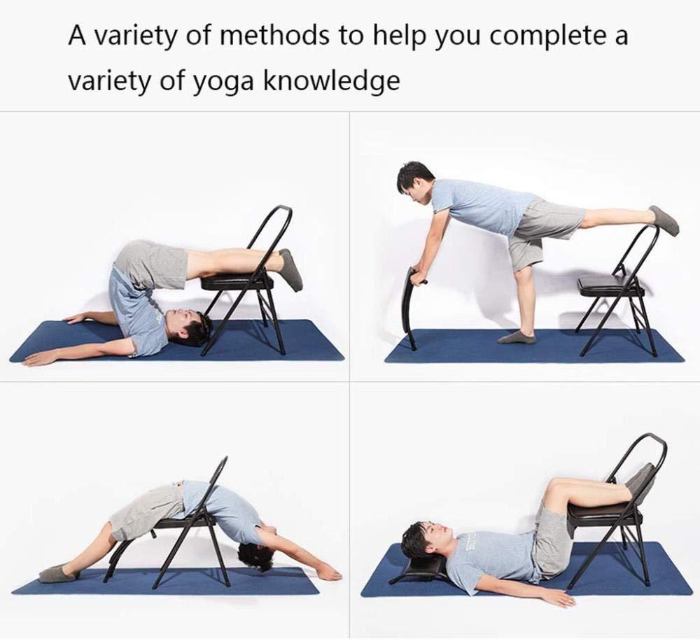 YPSMLYY Silla Profesional De Yoga Iyengar Silla De Yoga De ...