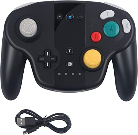 Mando Pro Controller para Nintendo Switch, Wireless Controller ...