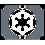 magFlags Flagge: Large Galactic Empire SWG | Galactic Empire Star Wars | Querformat Fahne | 1.35m² | 100x130cm » Fahne 100% Made in Germany
