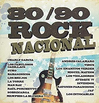 VARIOUS ARTISTS - Rock Nacional 80-90 / Various - Amazon.com ...